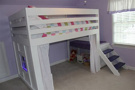ana white loft bed ana white loft bed diy projects