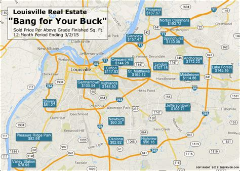 zip code map jefferson county ky louisville kentucky zip code map map
