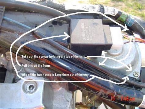 Suzuki Savage Backfire 1997 Suzuki Savage Wiring Diagram Suzuki Hayabusa Wiring