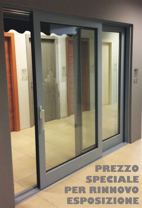 porta finestra alluminio prezzo portafinestra scorrevole in alluminio alzante atres living