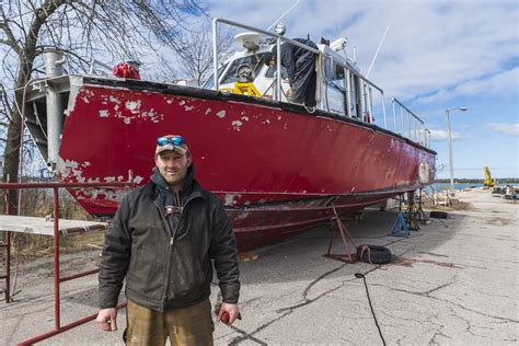 fireboat door county new duty for the kevin c kane nyc fireboat being