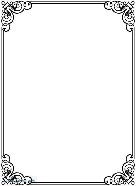 frame design for microsoft word 82 best marcos y bordes images on pinterest moldings