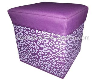 colorful storage ottoman home colorful multi function polyester folding storage