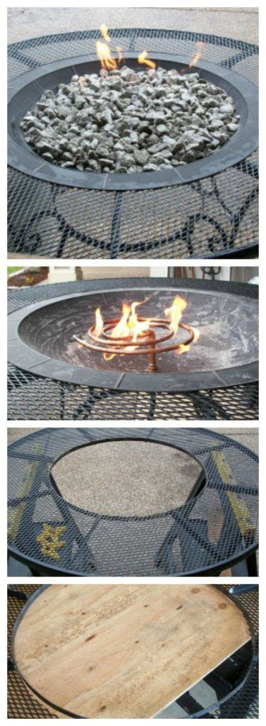 diy gas pit table diy pits 40 amazing diy outdoor pit ideas you must see decorextra