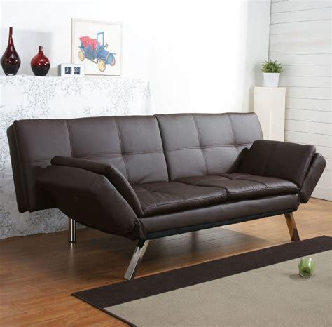 Futon: 10 awesome leather futons design ideas Futon For