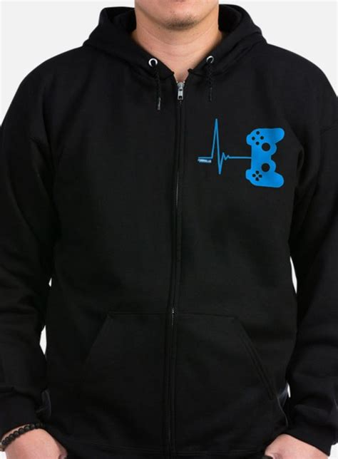 Hoodie Zipper Dominator Gaming hoodies sweatshirts crewnecks