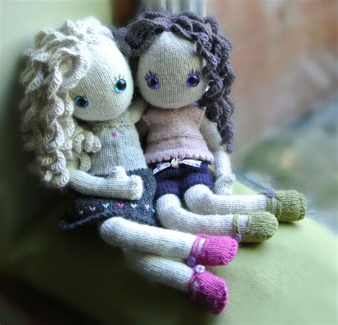 how to knit a doll 17 best images about knitting toys on free