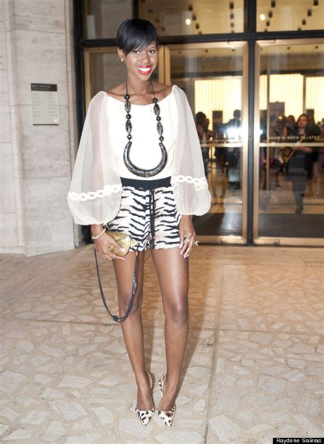 Our Favorite Style Clicks Of The Week The Rack Stylewatch Peoplecom 6 by New York Fashion Week Style Our Favorite Looks