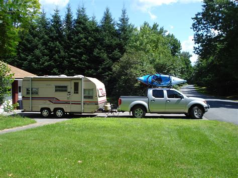Nissan Frontier Towing by Towing A Cer With A Nissan Frontier