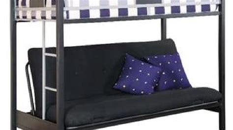 Bunk Bed Big Lots Big Lots Recalls Metal Futon Bunk Beds After Child S Wjla