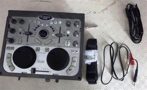 hercules dj console mk2 hercules dj console mk2 image 619723 audiofanzine