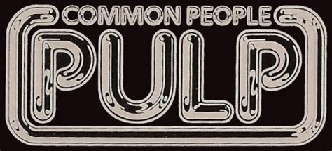pulpwiki common people single artwork