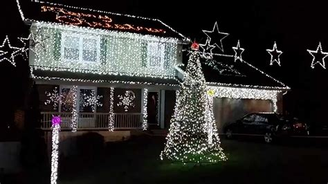 christmas light display in ellicott city maryland 3 of 4