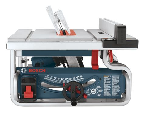 bosch portable table saw bosch gts1031 10 inch portable jobsite table saw ebay