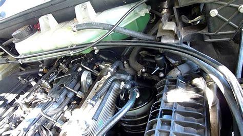 Fuel Relay Mercedes Jeep W460 mercedes ml270 fuel system air leak fix pt2