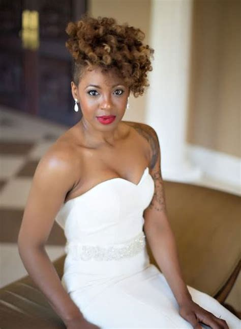 wedding hairstyles afro hair 30 bridal hairstyles for afro hair
