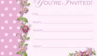Blank Invitation Cards Templates Birthday Invitation Card Design Blank Photo Umqmag Com