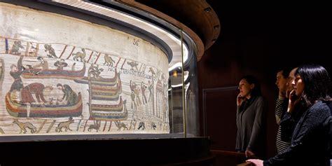 Tapisserie De Bayeux Histoire les histoires extraordinaires la tapisserie de bayeux