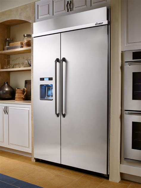 built in fridge dacor discovery 48 quot built in refrigerators orange county