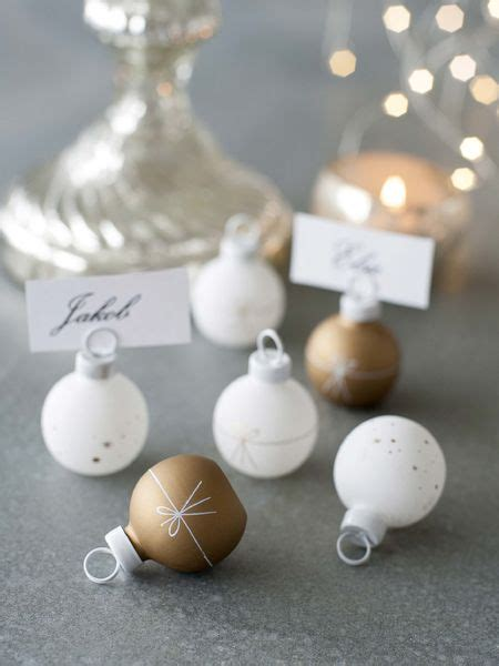 christmas baubles name holders bauble name place holders place name holders