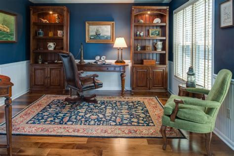 home office design trends 21 blue home office designs decorating ideas design
