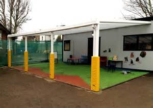 Able Canopies by Summerside Primary Barnet Wall Mounted Canopy