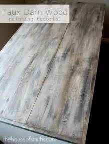 Faux Barn Wood Faux Barn Wood Painting Tutorial Pinpoint