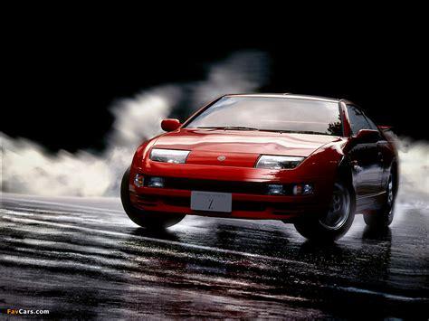Nissan 300zx Twin Turbo Wallpaper