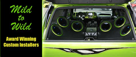 car installation foss car audio