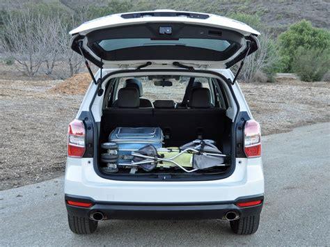 subaru forester measurements powersteering 2016 subaru forester review j d power cars