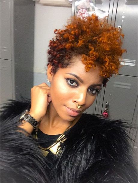 short natural haircuts and color 101 short hairstyles for black women natural hairstyles