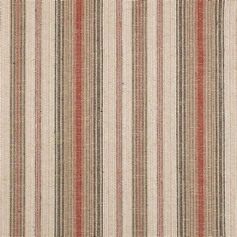 curtain fabric at john lewis buy john lewis pianosa stripe furnishing fabric soft red