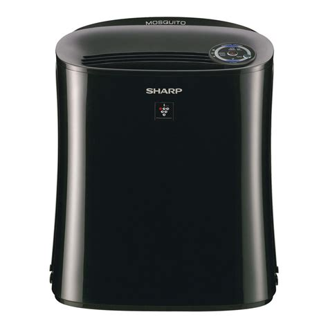 sharp air purifier with mosquito catcher fp gm30e b available at esquire electronics