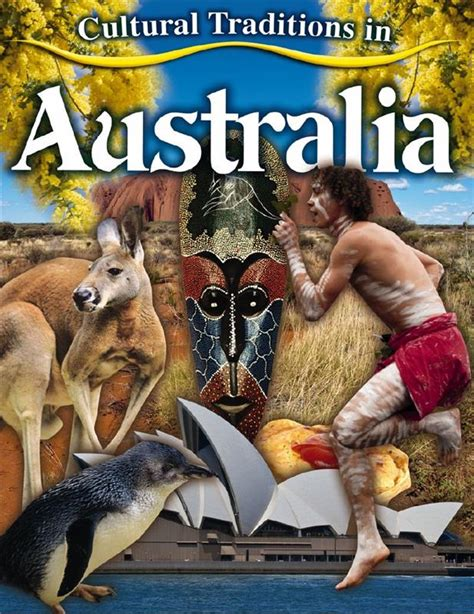 cultural traditions in australia hc