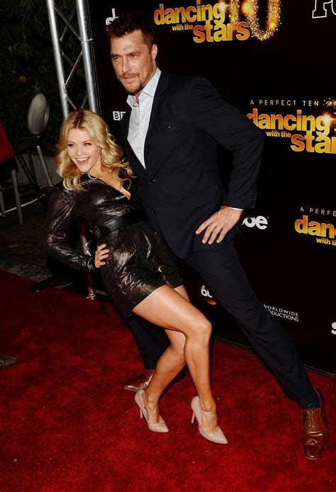 witney carson dancing with the stars 10th anniversary in west witney carson dwts 10th anniversary party in west hollywood