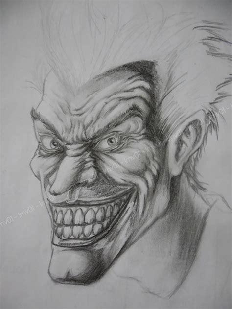 imagenes para dibujar a lapiz de joker dibujo de joker y batman hecho con l 225 piz taringa