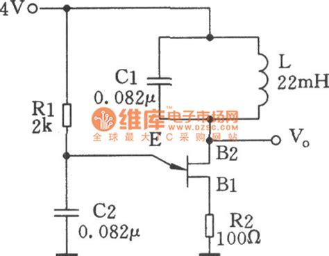 transistor oscillator gt circuits gt single junction transistor sine wave oscillator circuit l51179 next gr