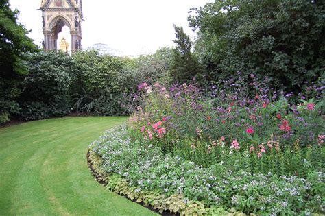 kensington garden london s kensington garden flower walk gardeninacity