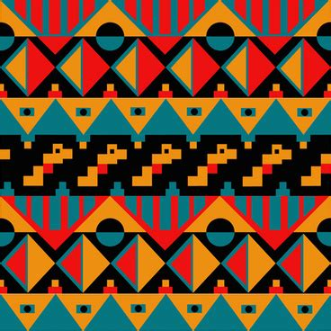 african pattern vector download free african tribal pattern vector art free vector download