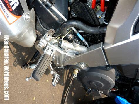 Disk Belakang Ubahan iwanbanaran all about motorcycles 187 jika yamaha byson dipasangi disk