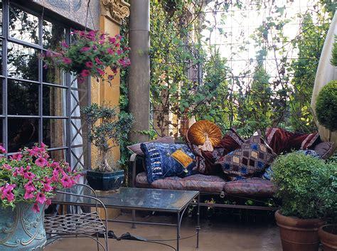 moroccan patio outdoor patio design ideas lonny