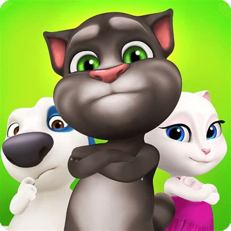 talking tom outfit7 apps