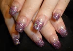 glitter nail art designs acrylic nail designs