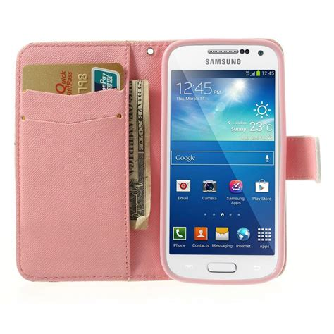 samsung galaxy s4 mini wallet case owls 1