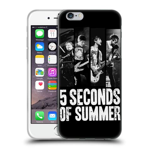 5 Seconds Of Summer Official Poster Iphone All Hp official 5 seconds of summer posters soft gel for