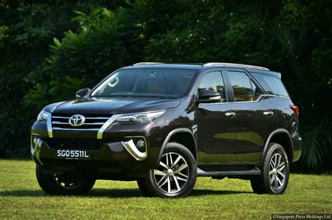 toyota fortuner torque toyota fortuner review torque