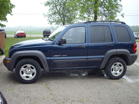 2000 Jeep Liberty Sport 2003 Jeep Liberty Pictures Cargurus