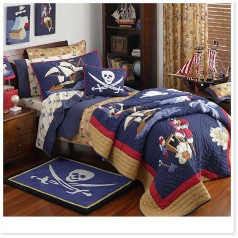 pirate comforter pirate bed set boys bedding sheet set with pirate