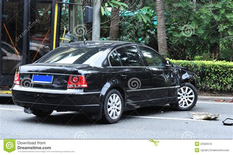 Traffic Accident Royalty Free Stock Image   Image: 23320516