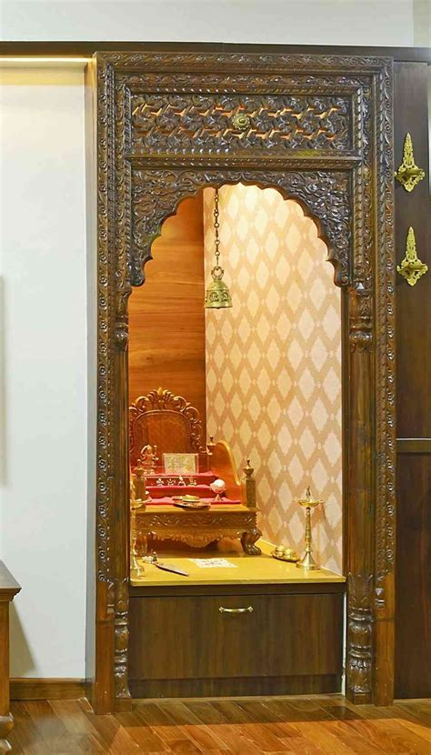 interior design for mandir in home simple pooja mandir designs pooja mandir room design